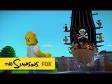 Симпсоны - Трейлер лего-эпизода «Brick Lick Me»