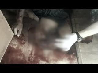 Кошмар на улице Первого Мая: мужчина зарубил друга, поджег жену и изнасиловал подругу