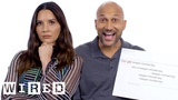 Keegan-Michael Key &amp Olivia Munn Answer the Web's Most Searched Questions WIRED