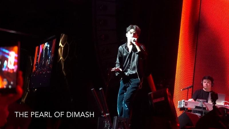 Dimash Димаш 迪玛希DQ London Concert Eternal Memories