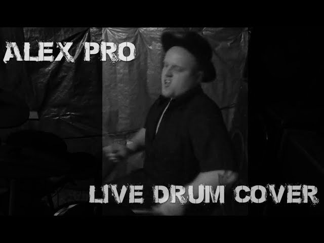Michael Buble - Feeling Good (Drum cover) part 2