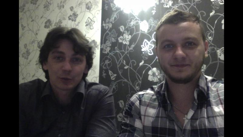 Привет, Тольятти Филипп и Илья Бледные