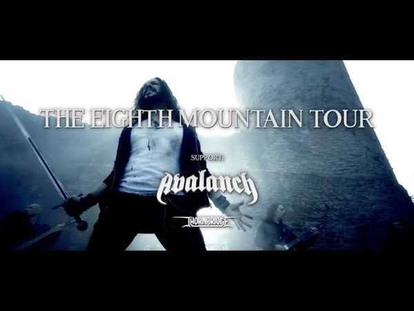 Rhapsody Of Fire The Eighth Mountain Tour 2019 Official Trailer