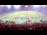 Roma Fenerbahce Precampionato 2014/15 Inno