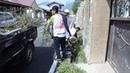 Walikota Palu turuntangan langsung perang melawan sampah di kota palu