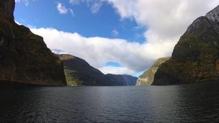 Норвежские фьорды. Флом (Flåm) | Тур в Скандинавию. День 3