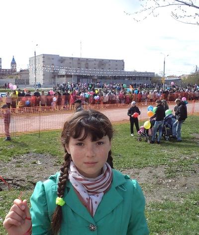 Алина Пяткова, 6 февраля , Ирбит, id194900401