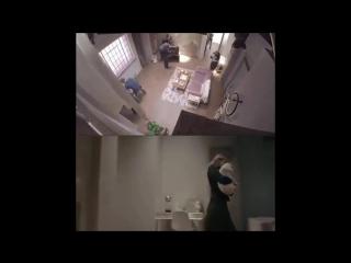 Съёмка двухминутной сцены одним кадром в сериале «Шучу»