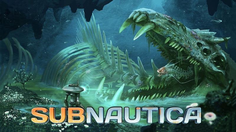 🐬 Subnautica - Пещера смерти! - прохождение 11 (1440p 60Fps) 🐠 🐟 🐡 🐬 🐳 🦀