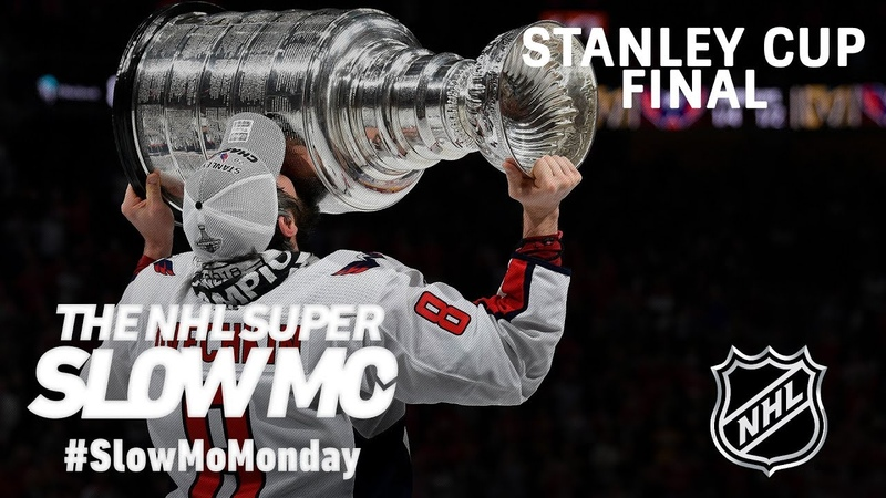 Super Slow Mo Playoffs Stanley Cup Final