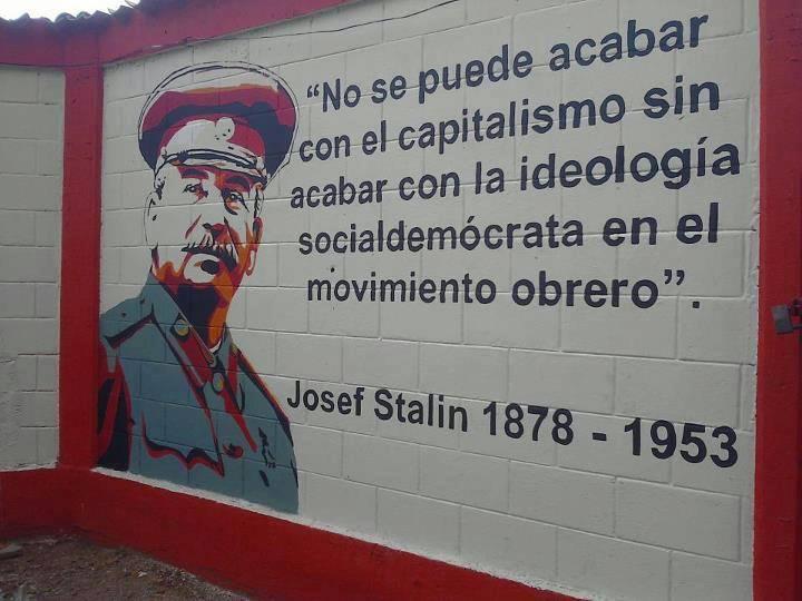Сталин в Венесуэле