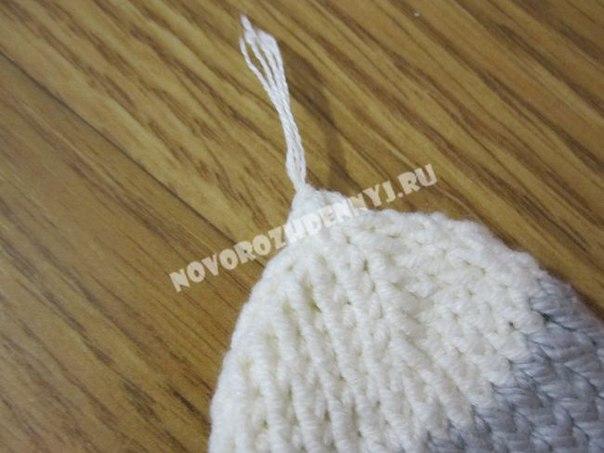 Носочки для малышей спицами, с описанием...