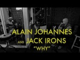 Alain Johannes and Jack Irons - Why - LIVE at Studio Delux