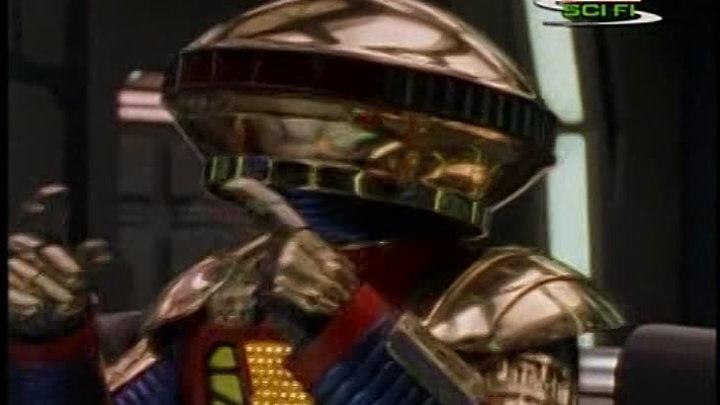 Могучие рейнджеры в космосе 6 Серия