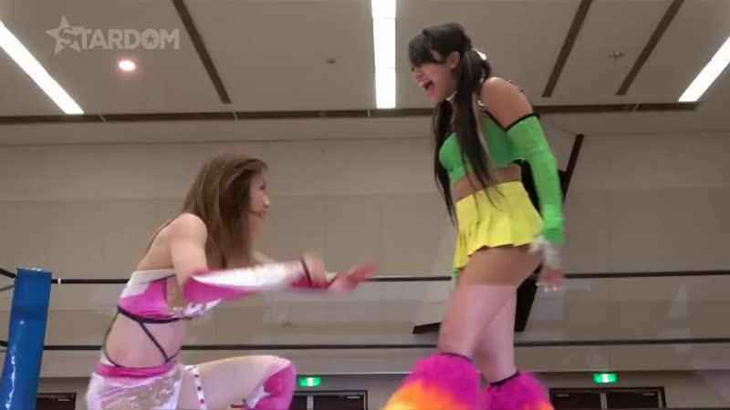 Hana Kimura vs. Saki Kashima