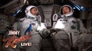 Ryan Gosling Jimmy Kimmel Go to Space