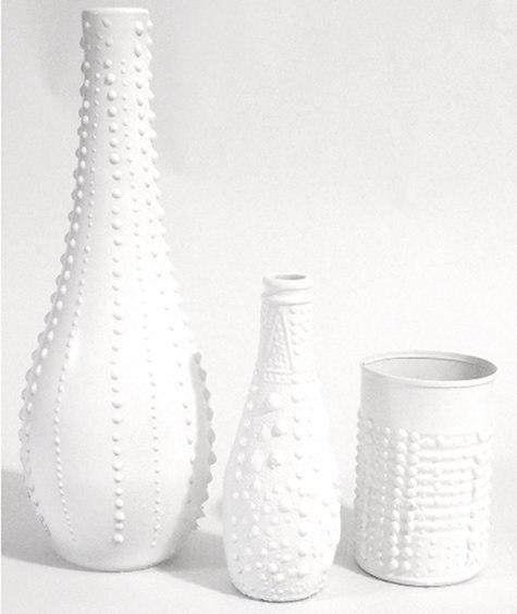 Оригинальная ваза своими руками. (4 фото) - картинка