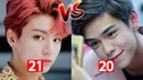 Third Kamikaze Vs BTS Jungkook Childhood II Transformation From 1 To 21 Years Old