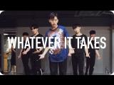 1Million dance studio Whatever It Takes - Imagine Dragons / Jinwoo Yoon Choreography