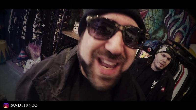 Adlib feat ILL Bill Destro Official Music Video