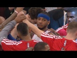 Carmelo Anthony Full Highlights 2014.01.09 vs Heat - 29 Pts, 5 Assists