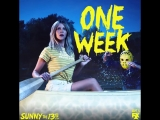 Only. Seven. More. Days. - 9.5 SunnyFXX