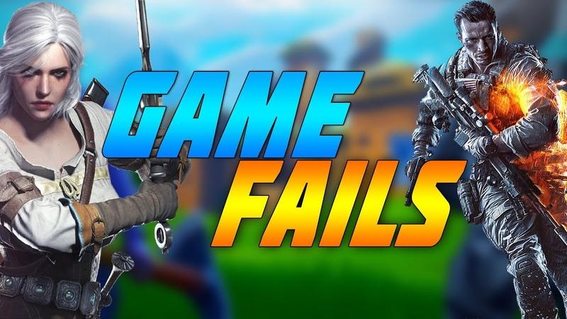 Funny Game FAILS - Суровый Анти-чит, Megga FAGGOT!