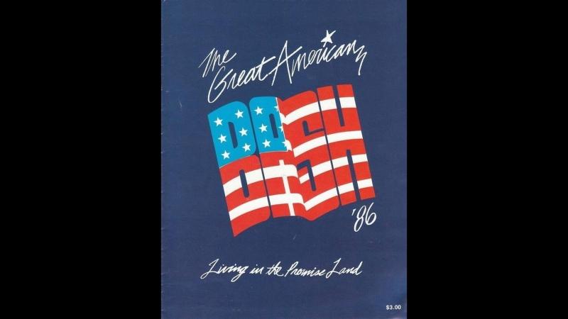 NWA The Great American Bash 1986