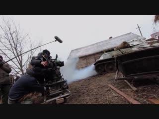 Т-34 в кадре и за кадром
