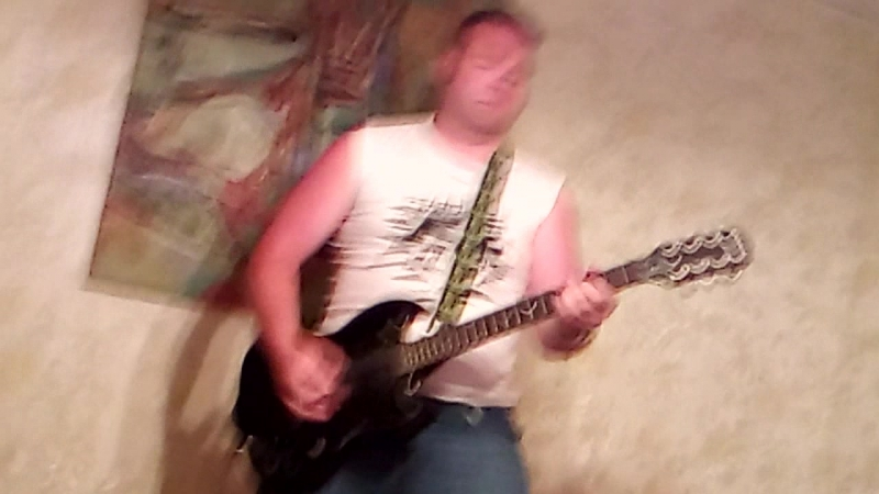 Decadence Disturbed cover by Mikhail