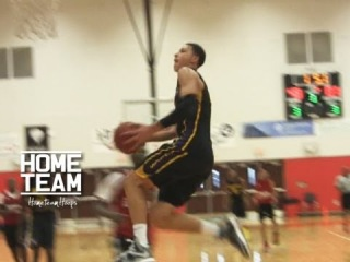 6'9 Ben Simmons Makes It Look EASY In First Game For Montverde Academy