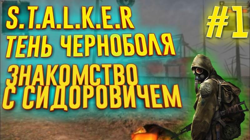 S.T.A.L.K.E.R Тень Черноболя На Андоид | Прохождение 1 | ОБЗОР