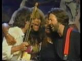 Eric Clapton &amp Keith Richards with All Stars - Keep A Knockin' (1989)
