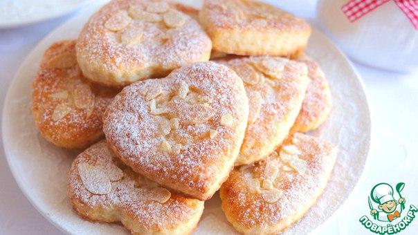 Рецепты простые вкусные печенье с творогом