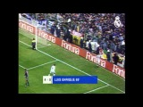 El Clásico de la 94/95 en el Santiago Bernabéu. Real Madrid 5 - 0 Barcelona