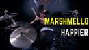 Marshmello ft. Bastille - Happier | Matt McGuire Drum Cover