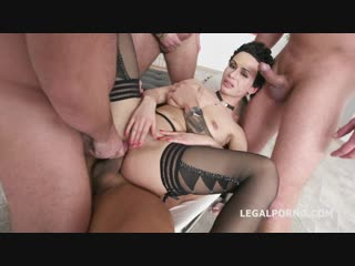 Consider, interracial double penetration anal sex speaking, recommend
