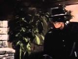 Сериал Зорро - заставка на русском. Zorro.