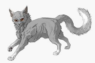 Коты воители фрилайн