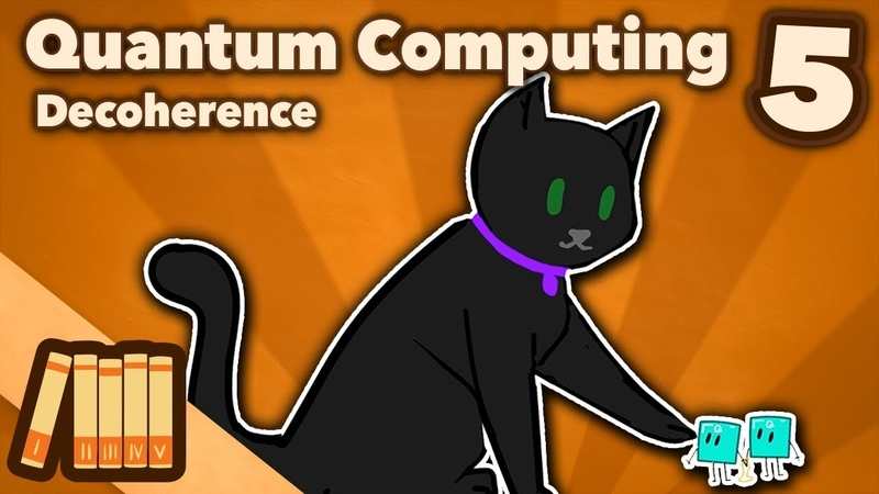 Quantum Computing - Decoherence - Extra History - 5