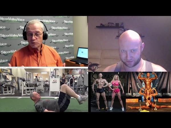 Бодибилдинг и фитнес для тех кому за 50 и даже за 60 - Часть 1 - Юрий Спасокукоцкий на нашем канале
