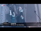ELUVEITIE - The Call Of The Mountains LIVE