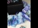 🤩🔥шикарные любимые Серьги с крупными кристаллами SW 💎🔥