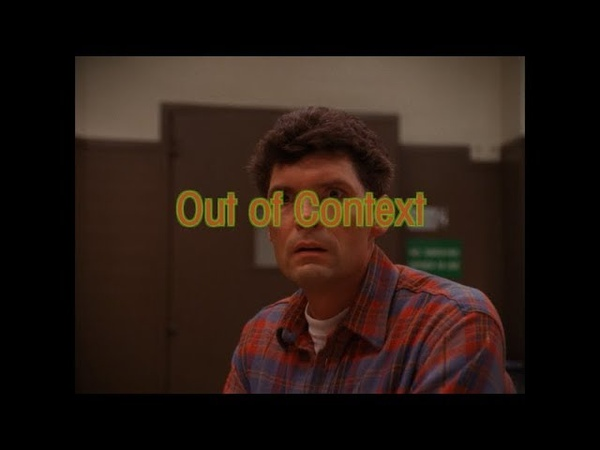 Twin Peaks - Out of Context: s02e03 - 'The Man Behind the Glass'