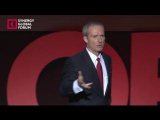 Бодо Шефер  ( Выступление на Synergy Global Forum )