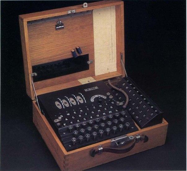 Шифровальная машина энигма