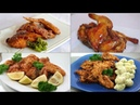 How to make chicken spicy and delicious || 4 lip-smacking recipes