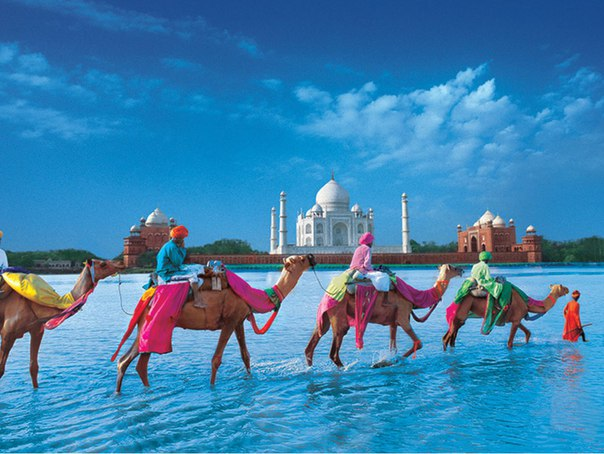 essays on tourism in india