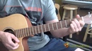 America Sister Golden Hair Guitar Lesson Chords Strumming Pattern and More