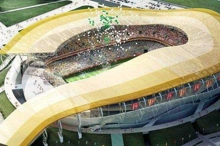Строительство стадиона в Ростове к ЧМ-2018 завершат в 2017 году
